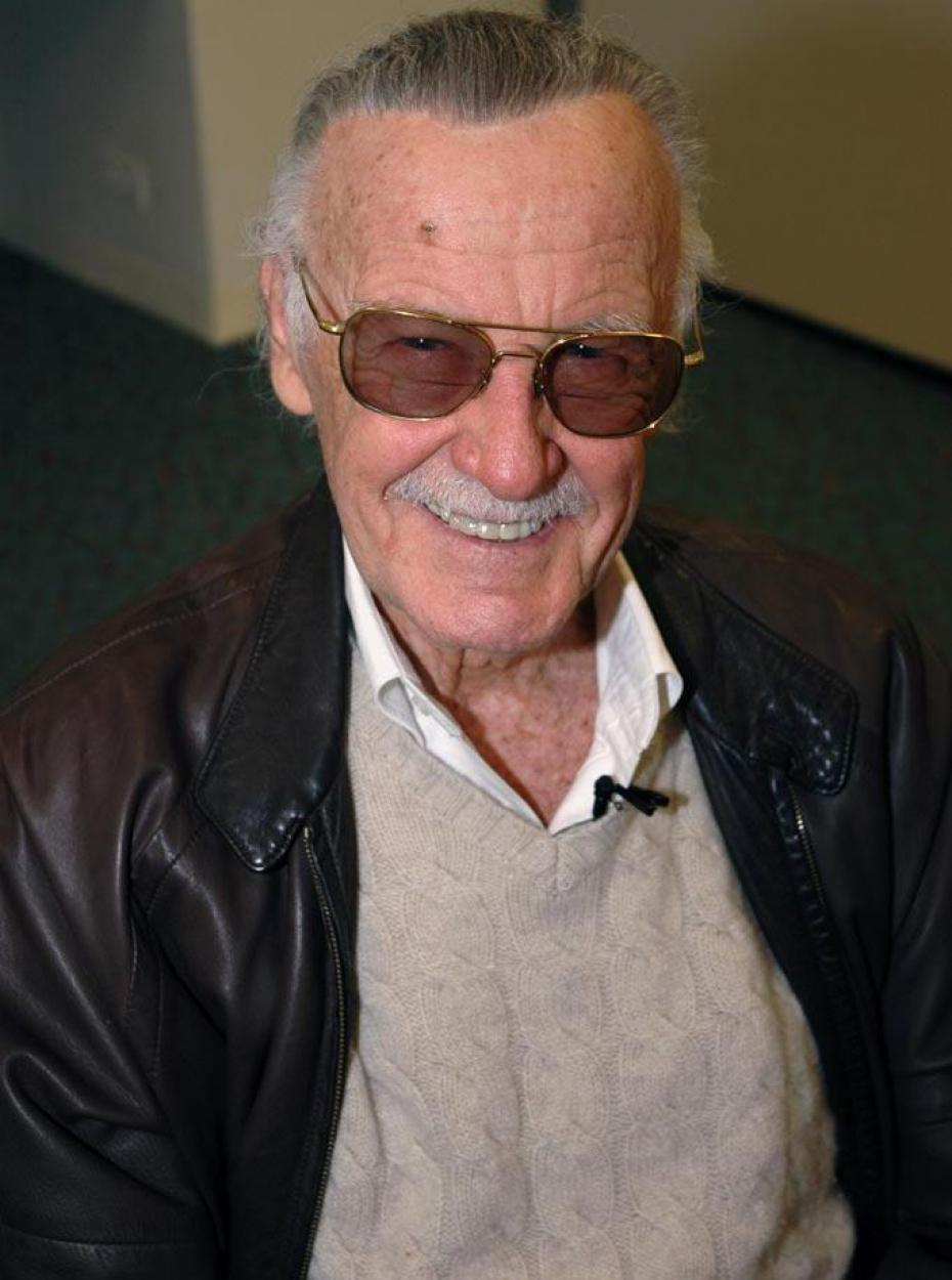 Stan Lee High Quality Wallpapers For Iphone