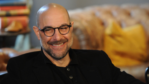 Stanley Tucci 4k