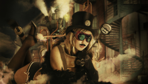 Steampunk Hd