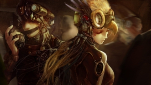 Steampunk Hd Wallpaper