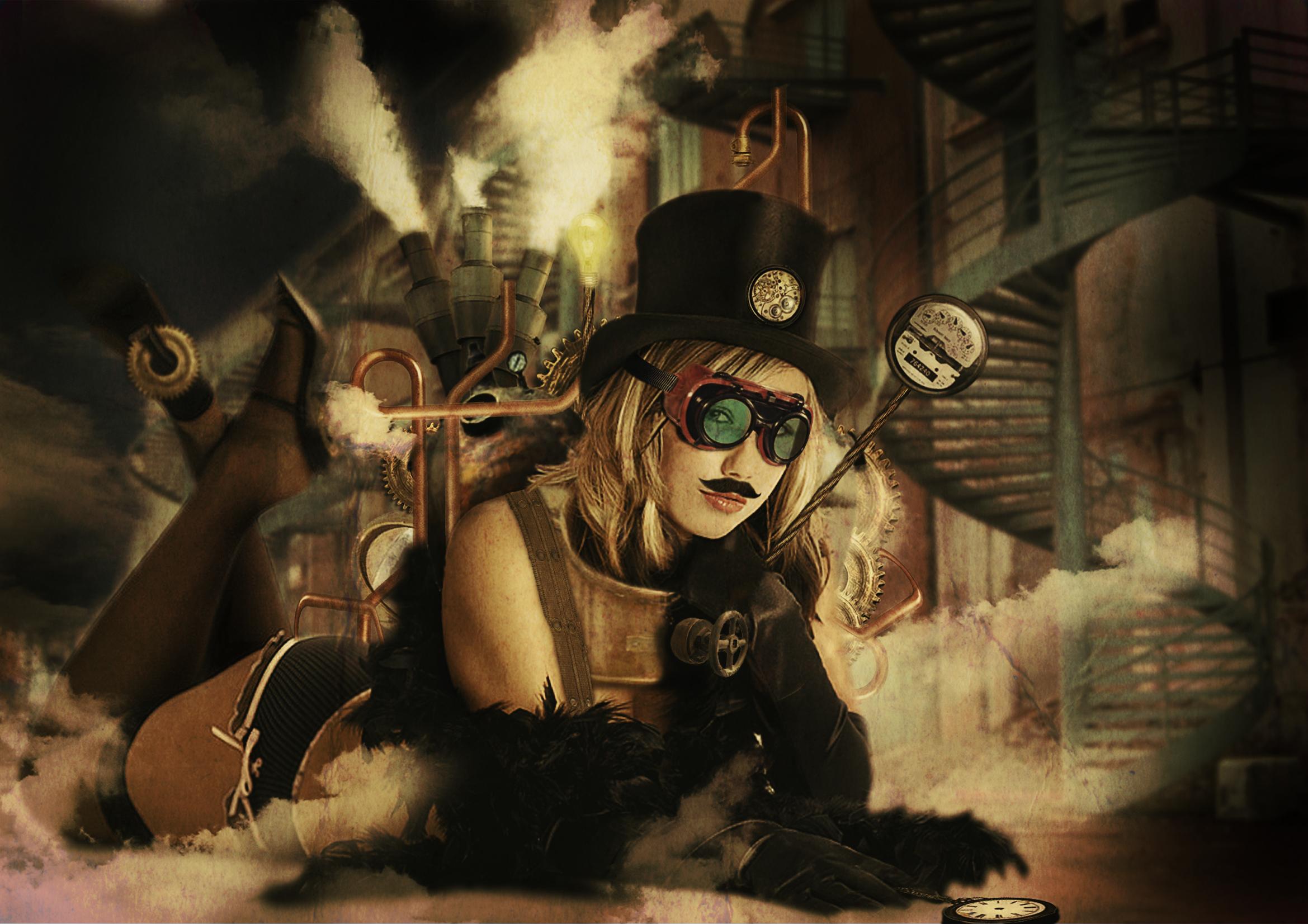 Steampunk Hd