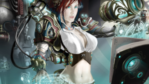 Steampunk Full Hd