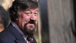 Stephen Fry Hd Background