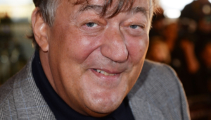 Stephen Fry Hd Wallpaper