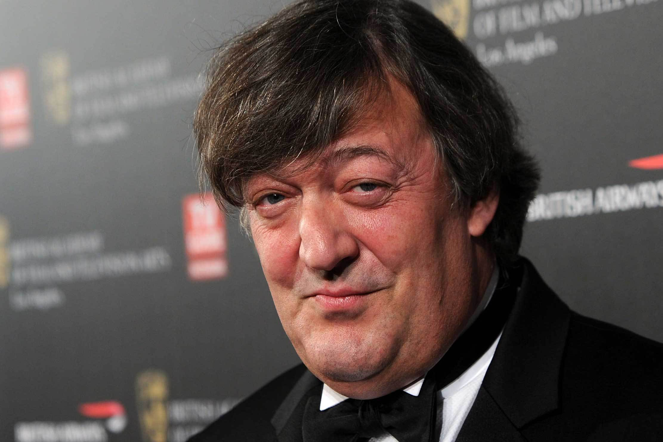 Stephen Fry Images