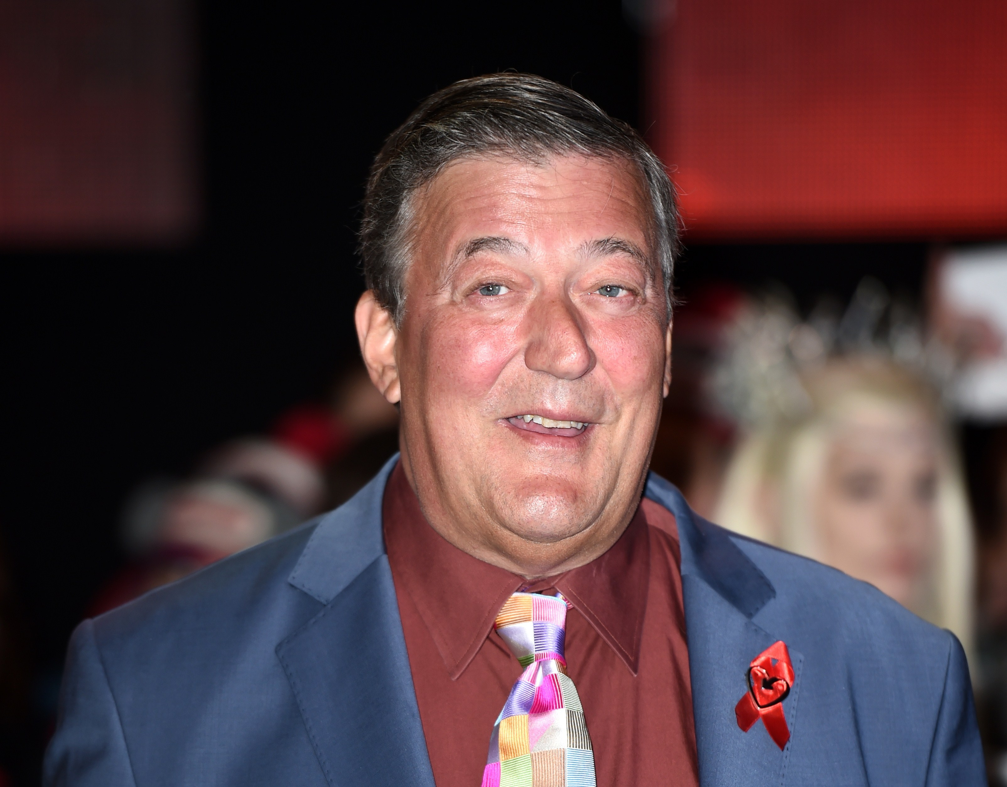 Stephen Fry Photos