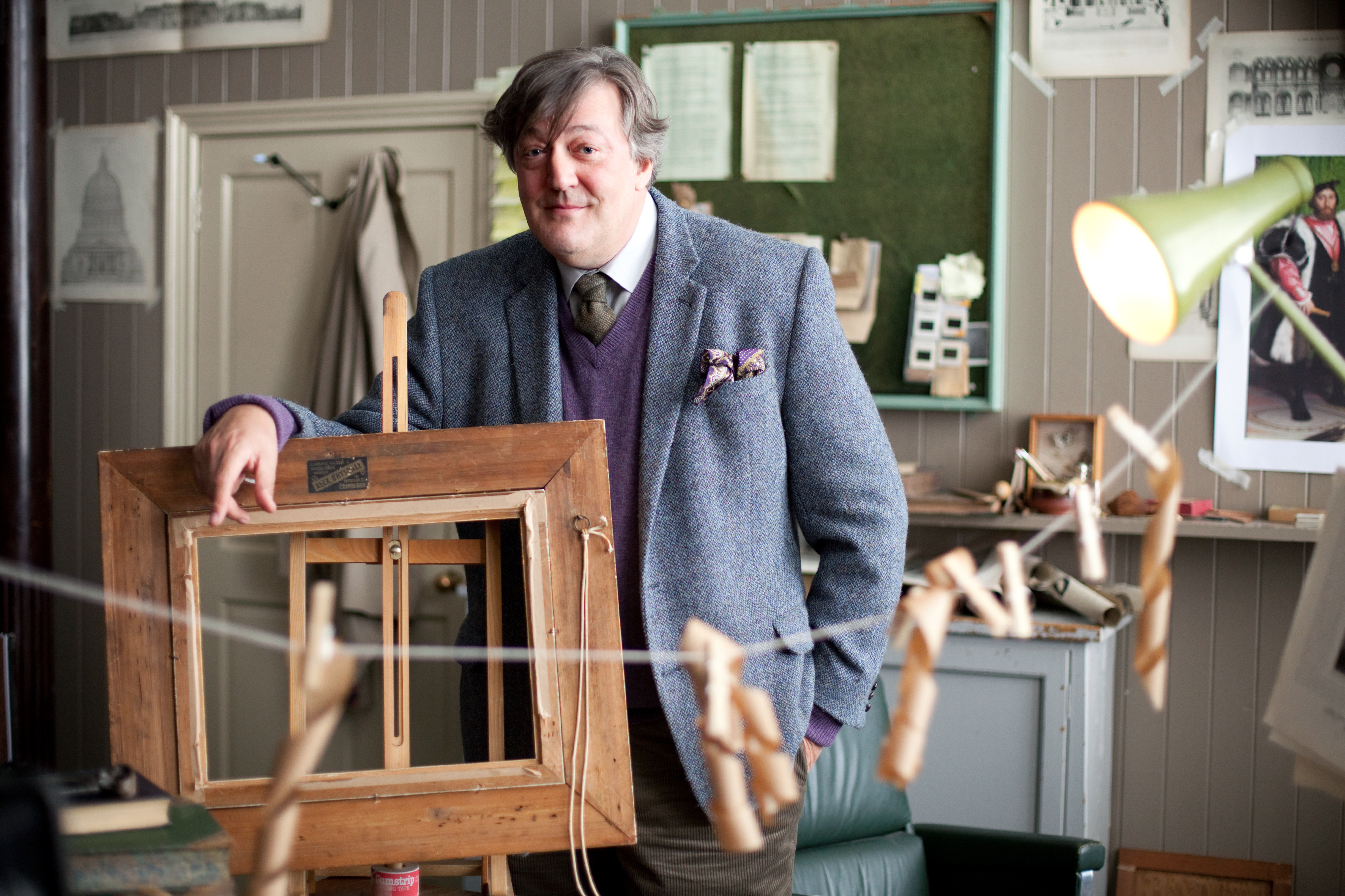 Stephen Fry Pictures