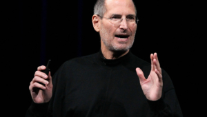 Steve Jobs Widescreen
