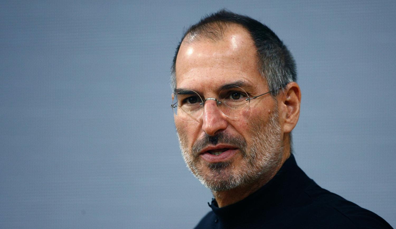 Steve Jobs Hairstyle