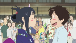 Summer Wars Widescreen