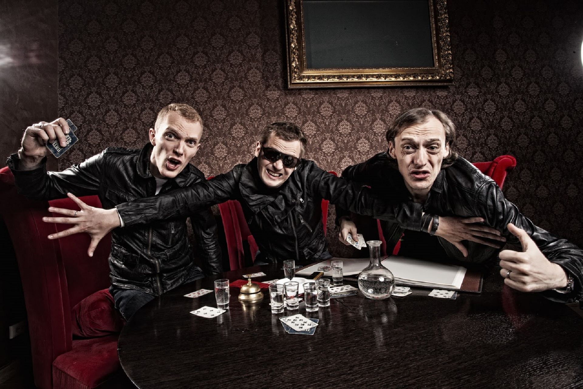 Swanky Tunes High Definition Wallpapers