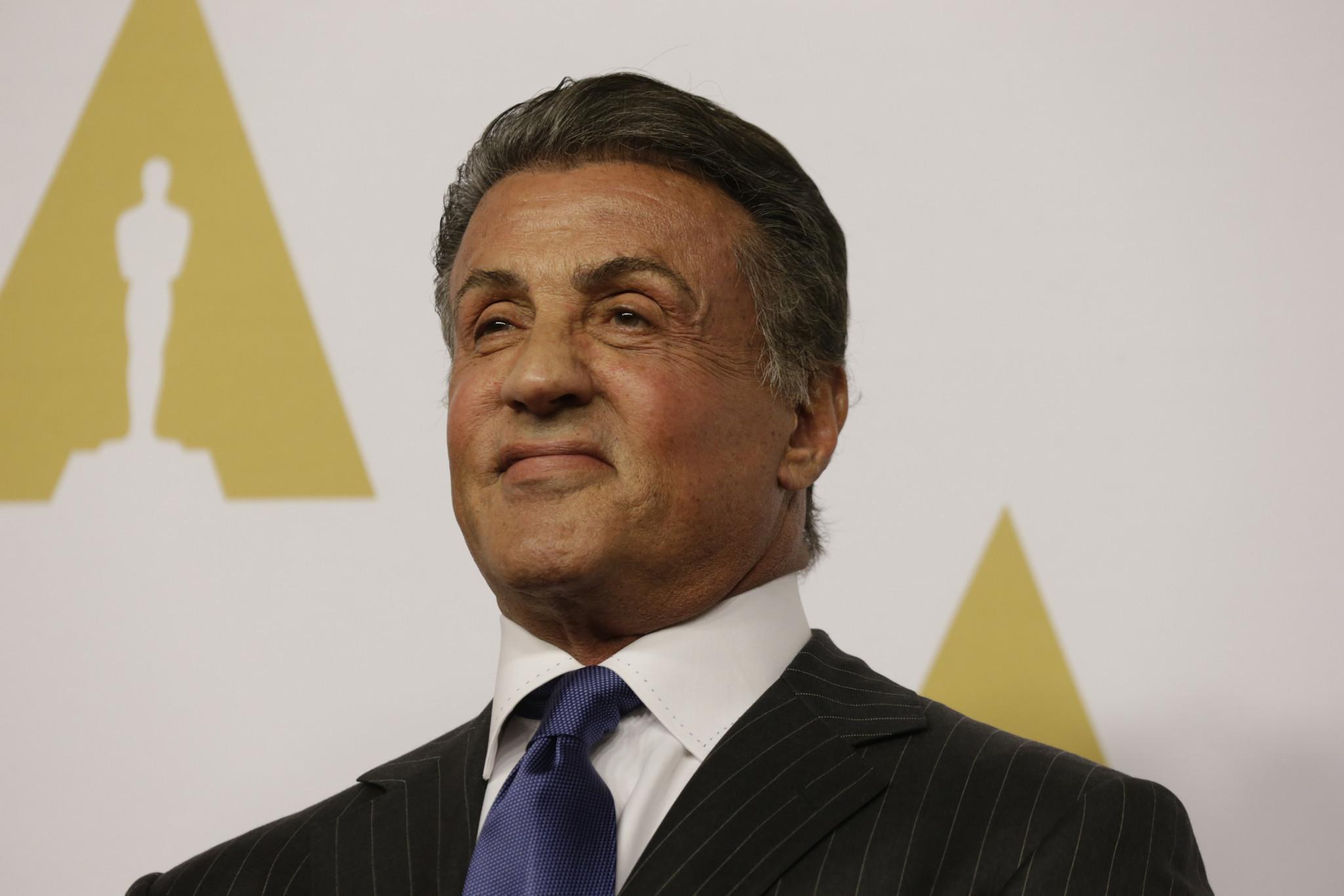Sylvester Stallone Background
