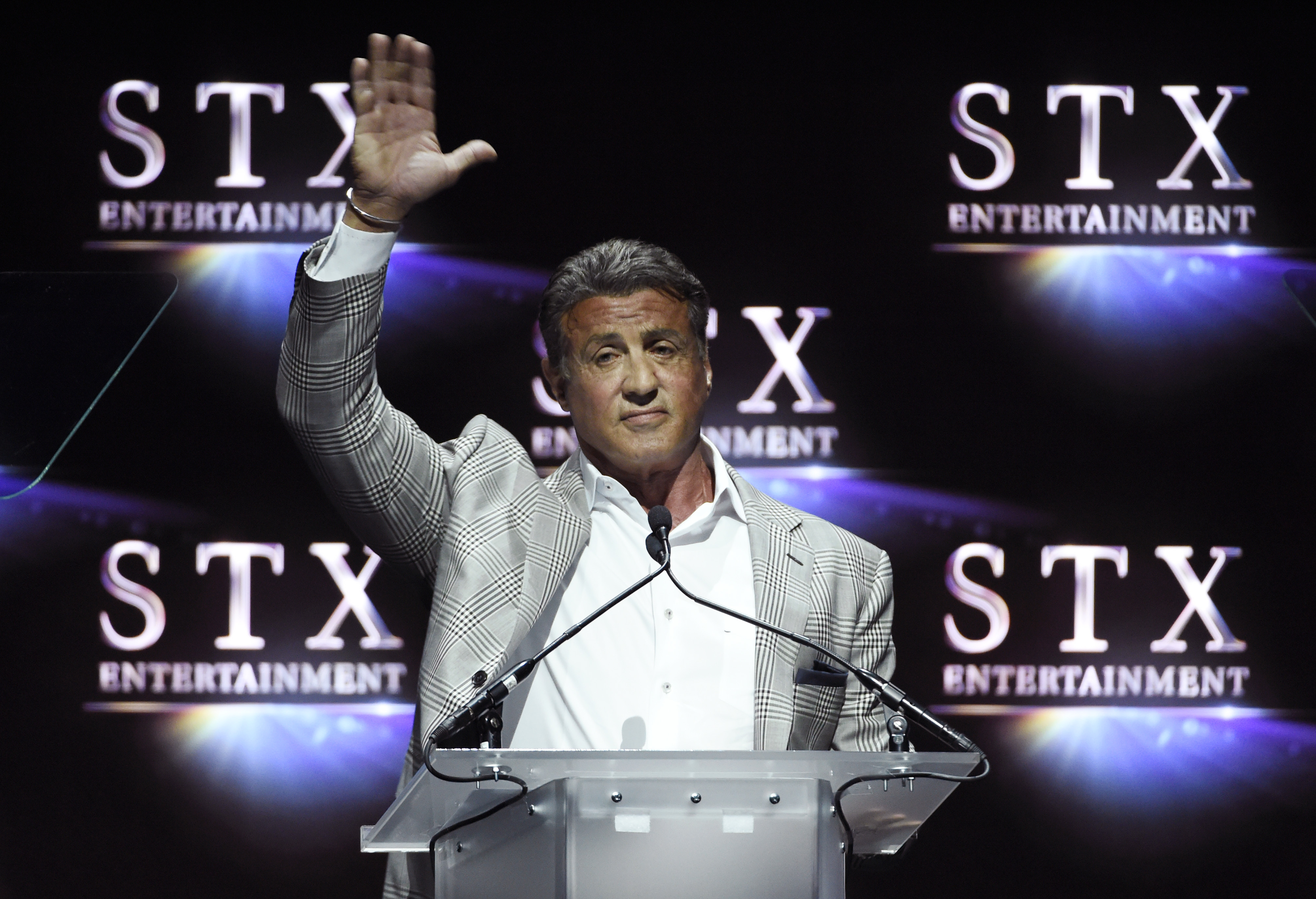 Sylvester Stallone Sexy Wallpapers