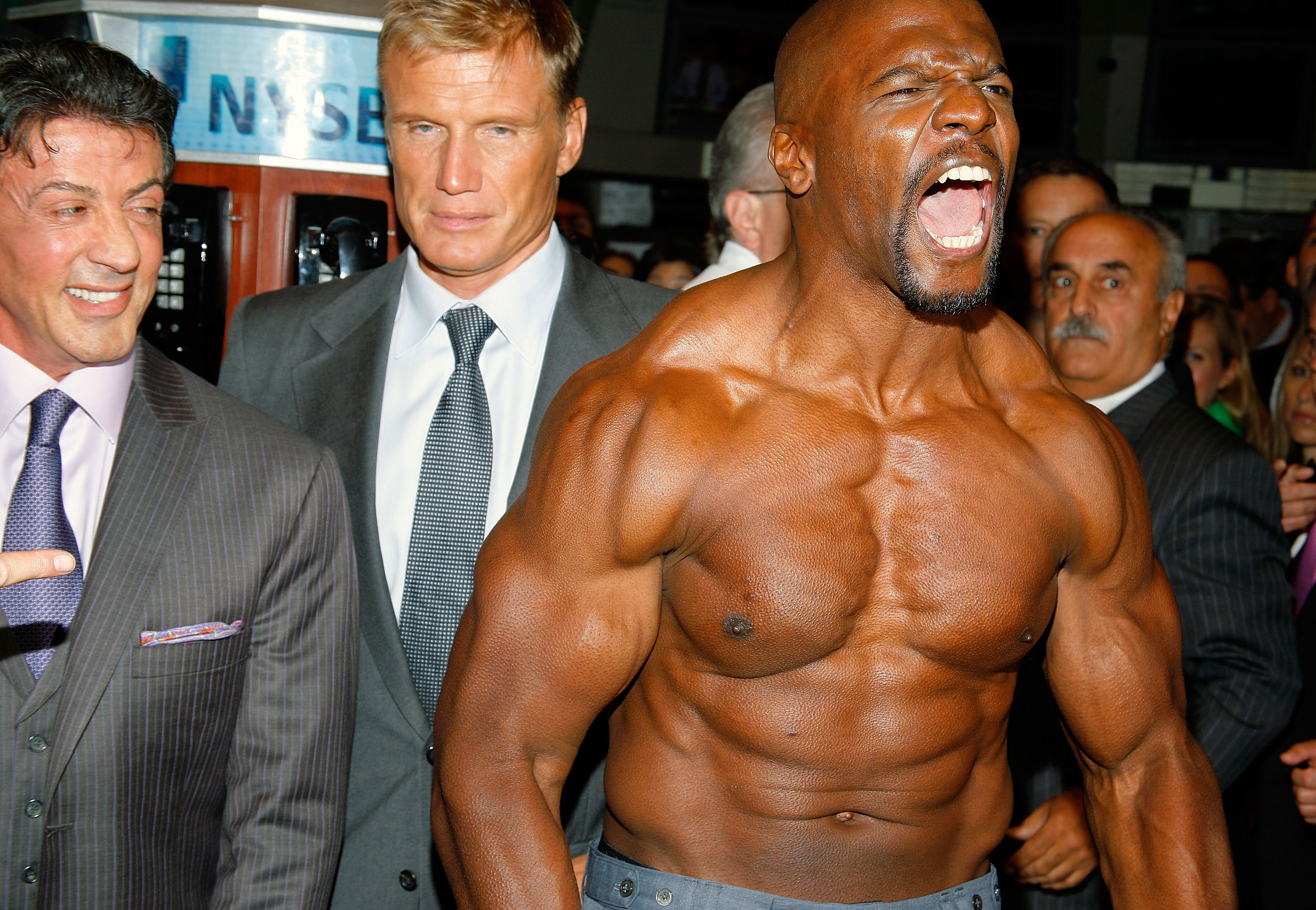 Terry Crews Wallpapers