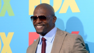 Terry Crews Makeup