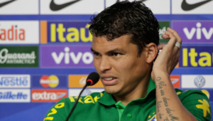 Thiago Da Silva Hd Wallpaper