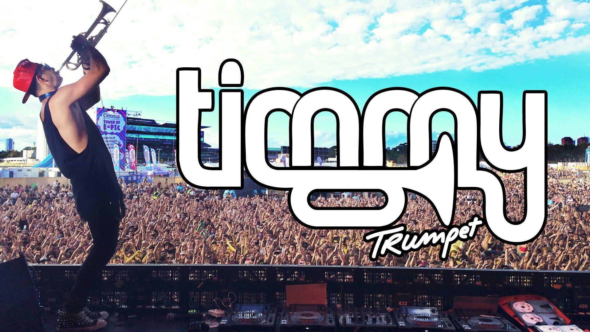 Timmy Trumpet Background
