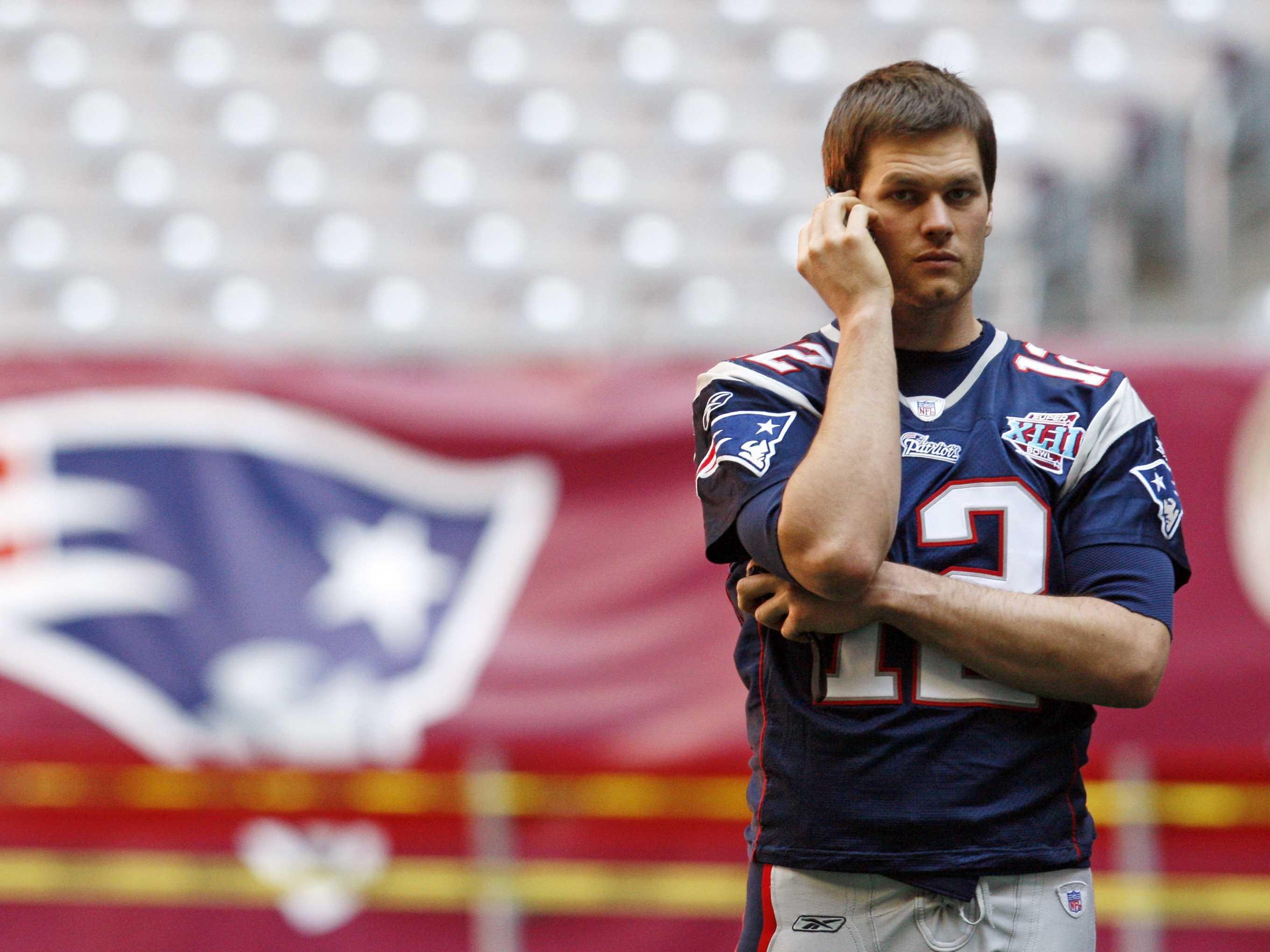 Tom Brady Hd Desktop