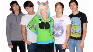 Tonight Alive Background