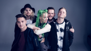 Tonight Alive Hd Background