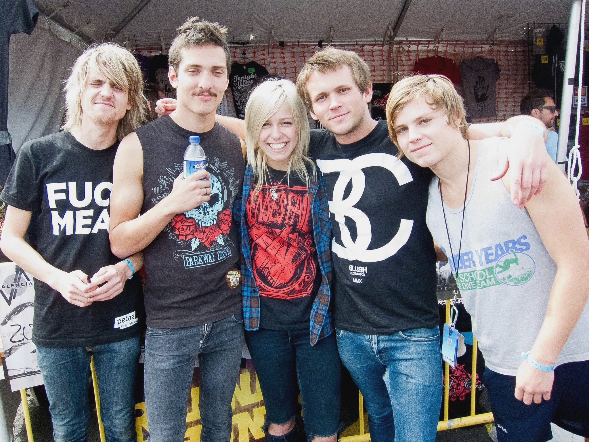 Tonight Alive Wallpapers Hd