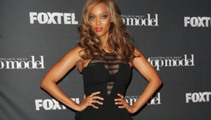 Tyra Banks High Definition