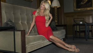 Victoria Silvstedt Background