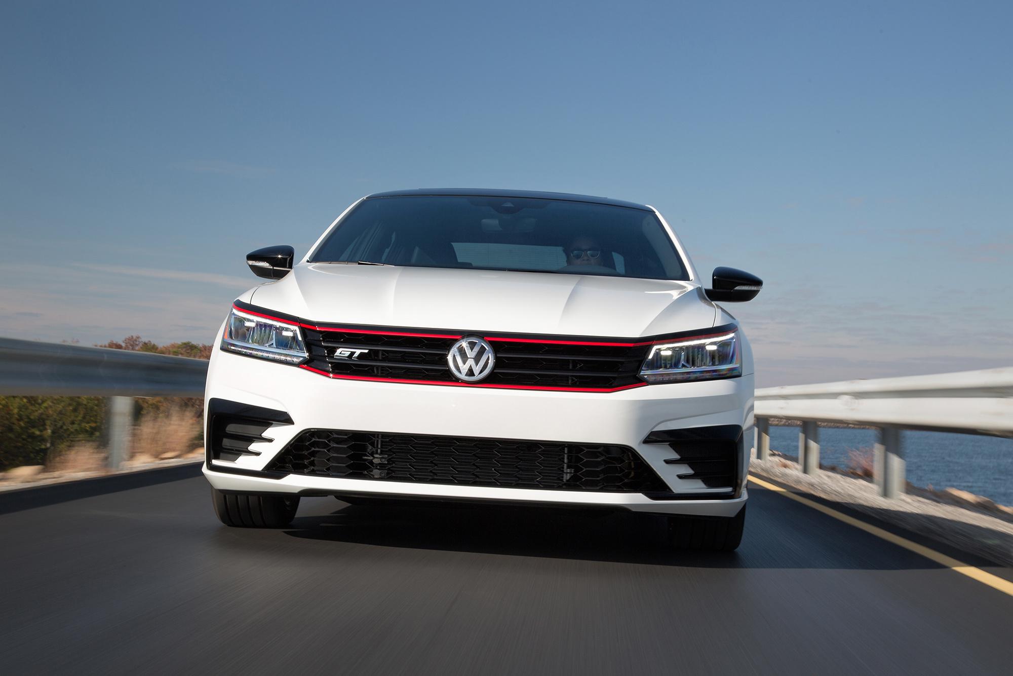 Volkswagen Passat Gt Images
