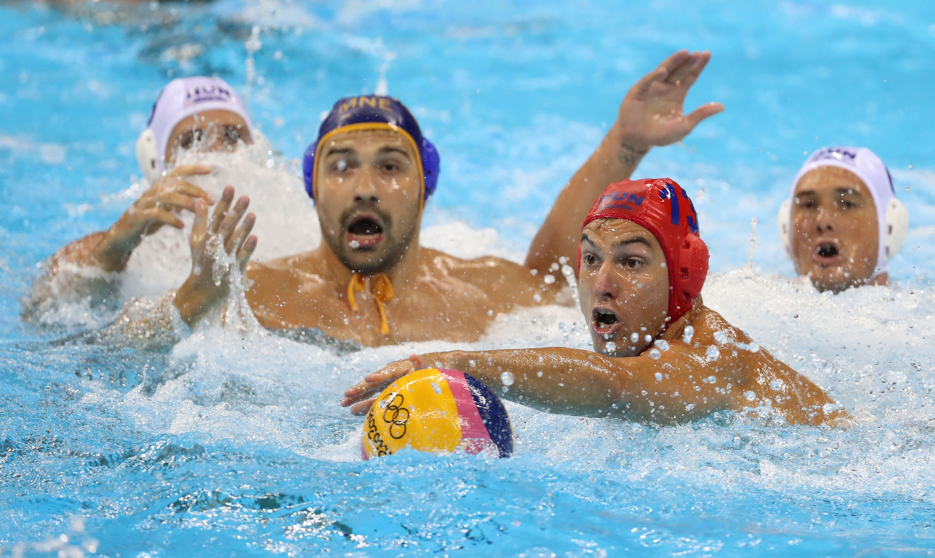 Water Polo High Quality Wallpapers