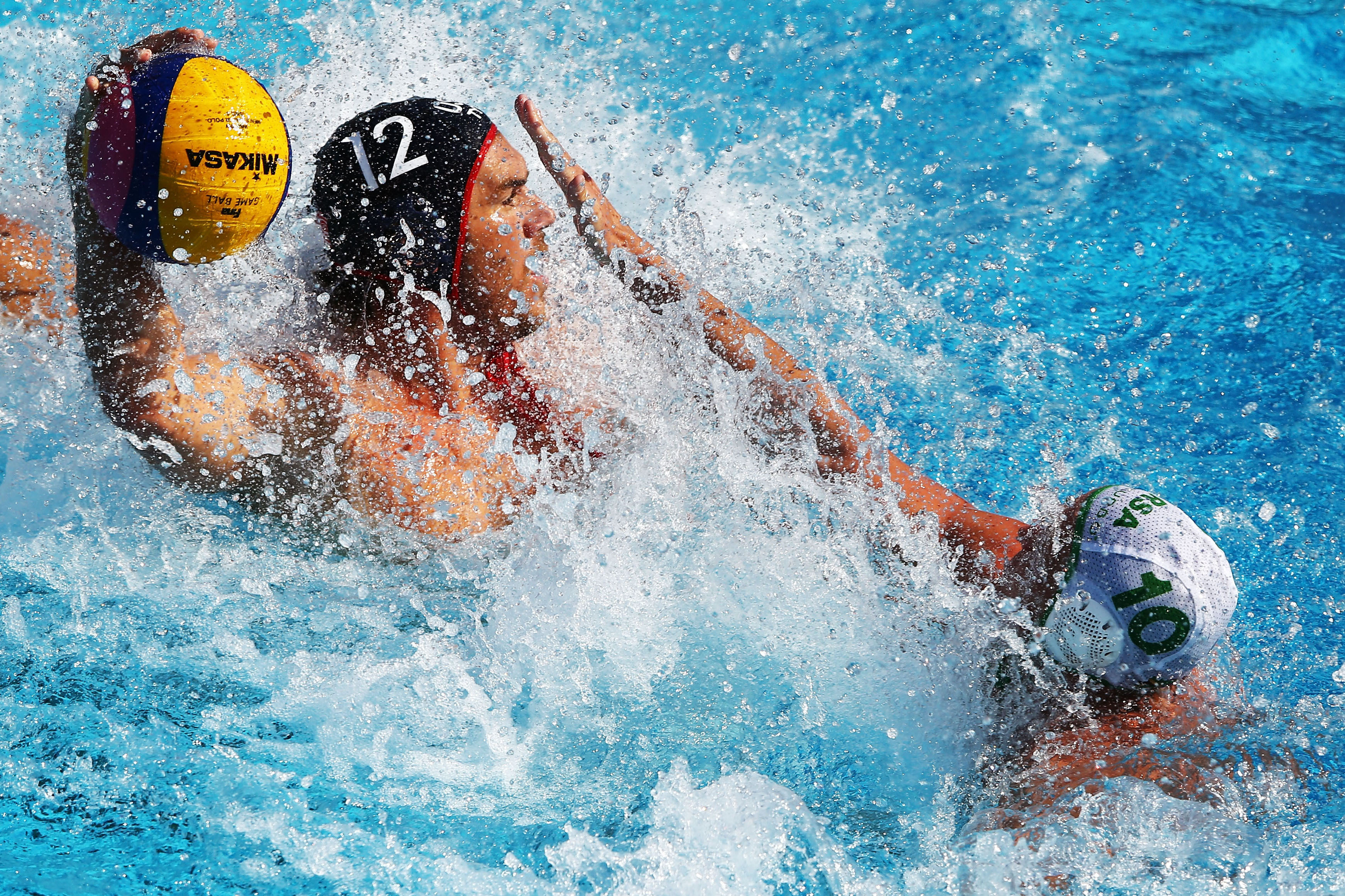 Water Polo Photos