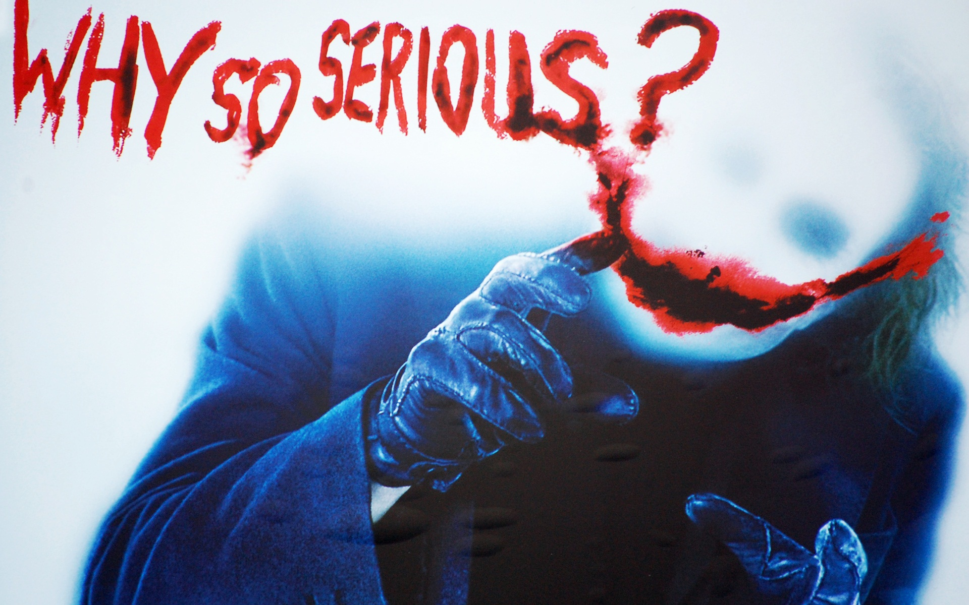 Why So Serious Wallpapers Hd