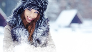 Winter Girl Photos