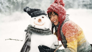 Winter Girl Pictures