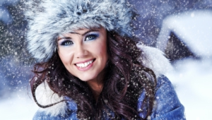 Winter Girl Wallpapers