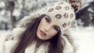 Winter Girl Widescreen