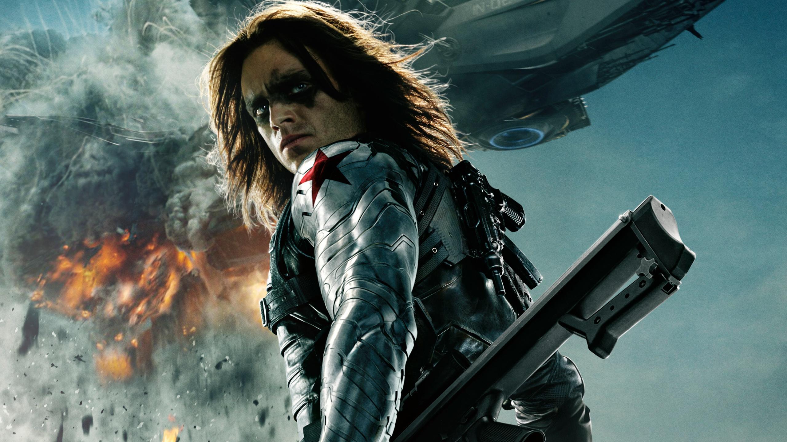 Winter Soldier Widescreen