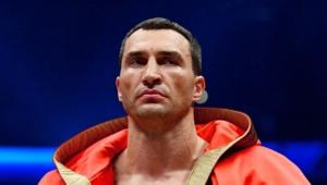 Wladimir Klitschko Background