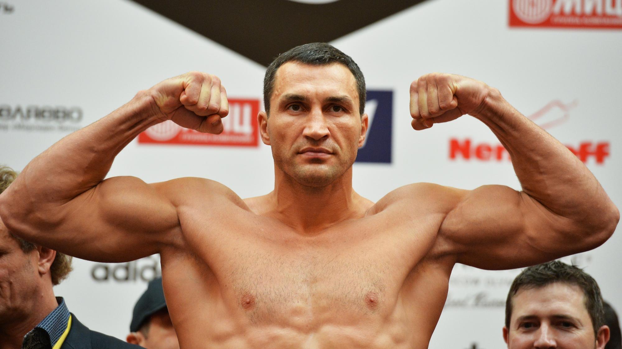 Wladimir Klitschko Pictures