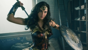 Wonder Woman Movie Images