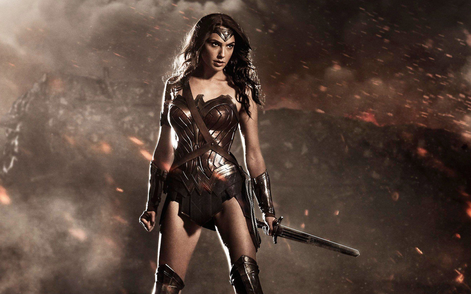 Wonder Woman Movie Photos