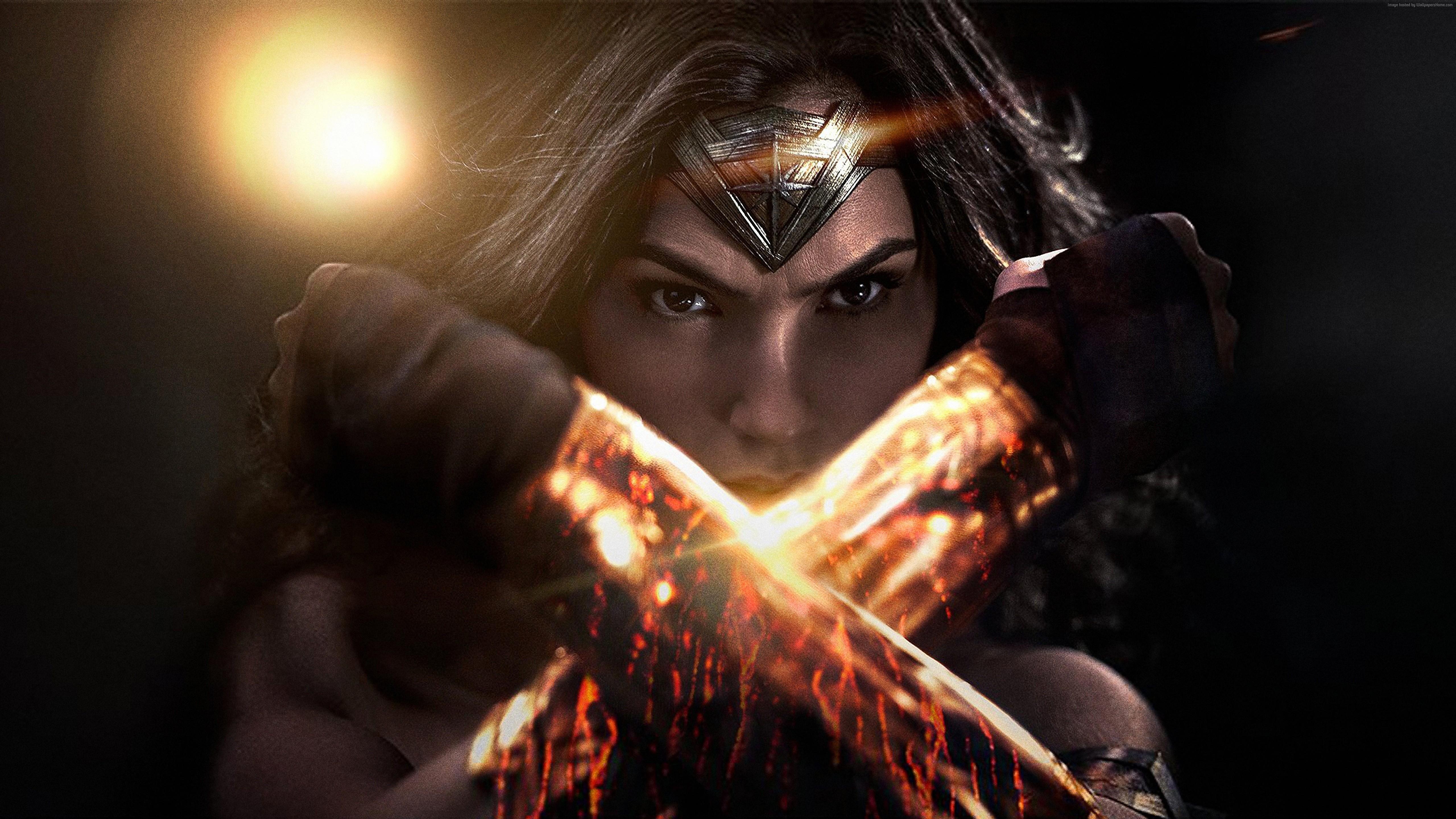 Wonder Woman Movie Wallpapers Hd