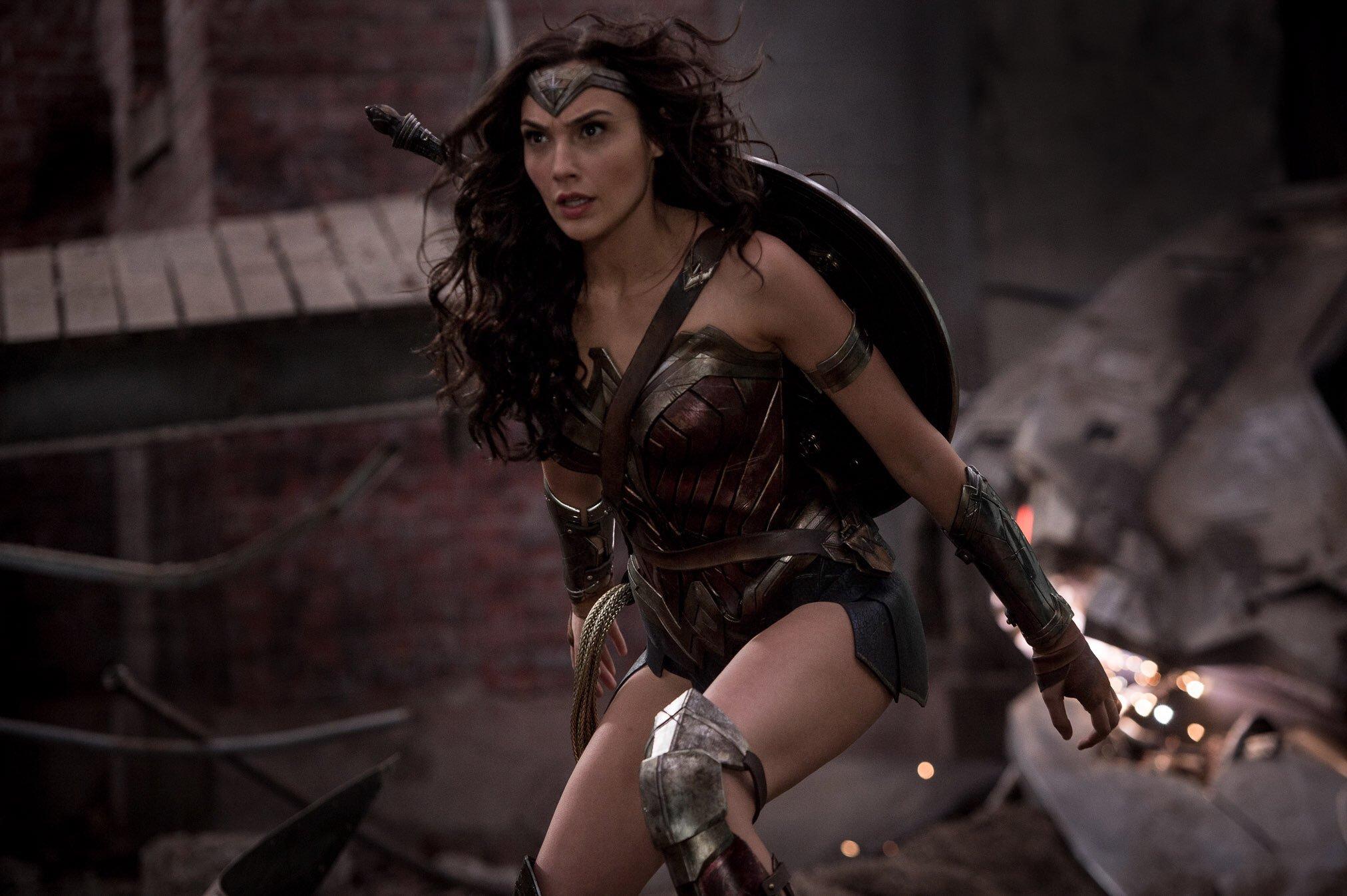Wonder Woman Movie Widescreen