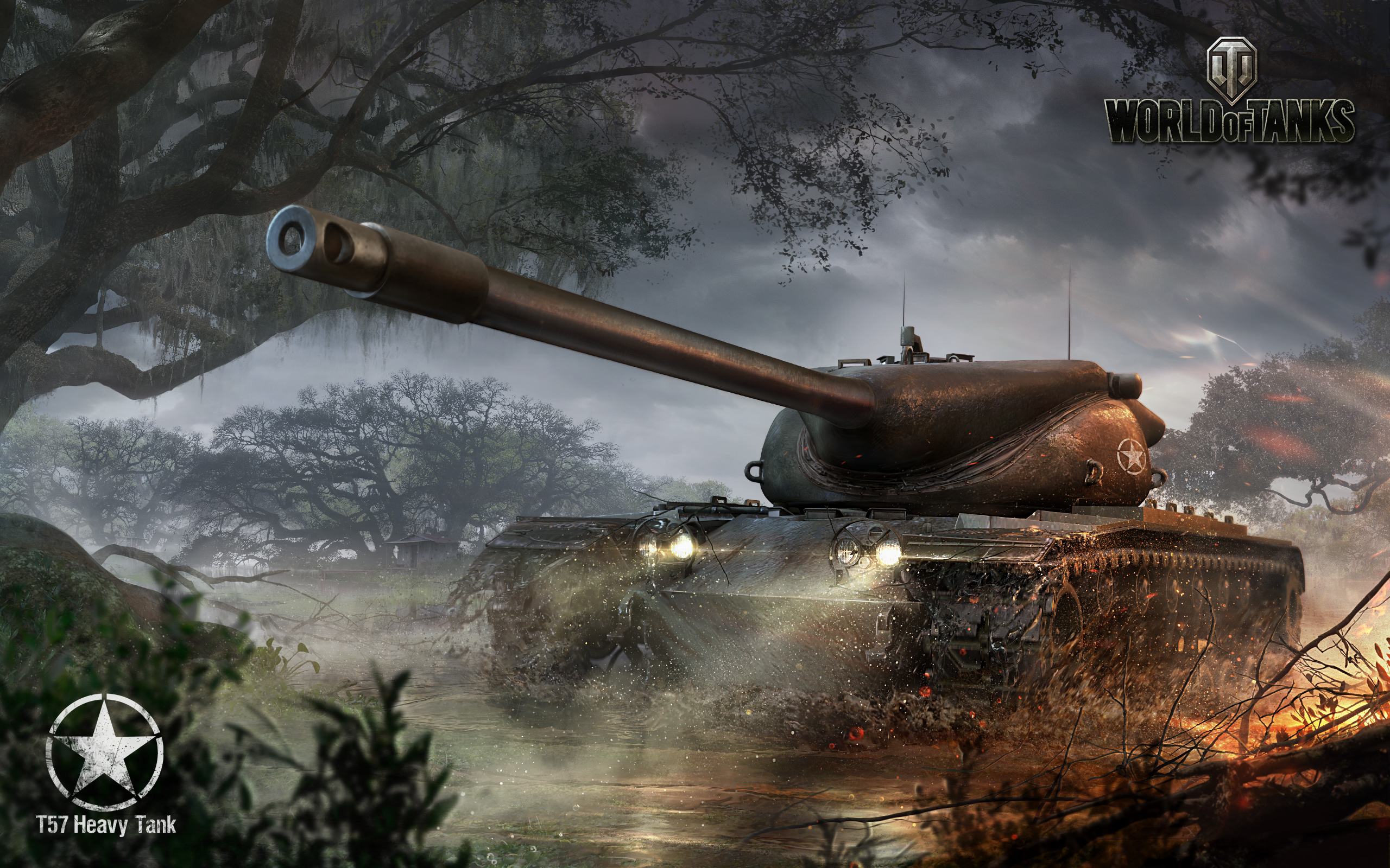 World Of Tanks Background