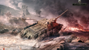 World Of Tanks Game