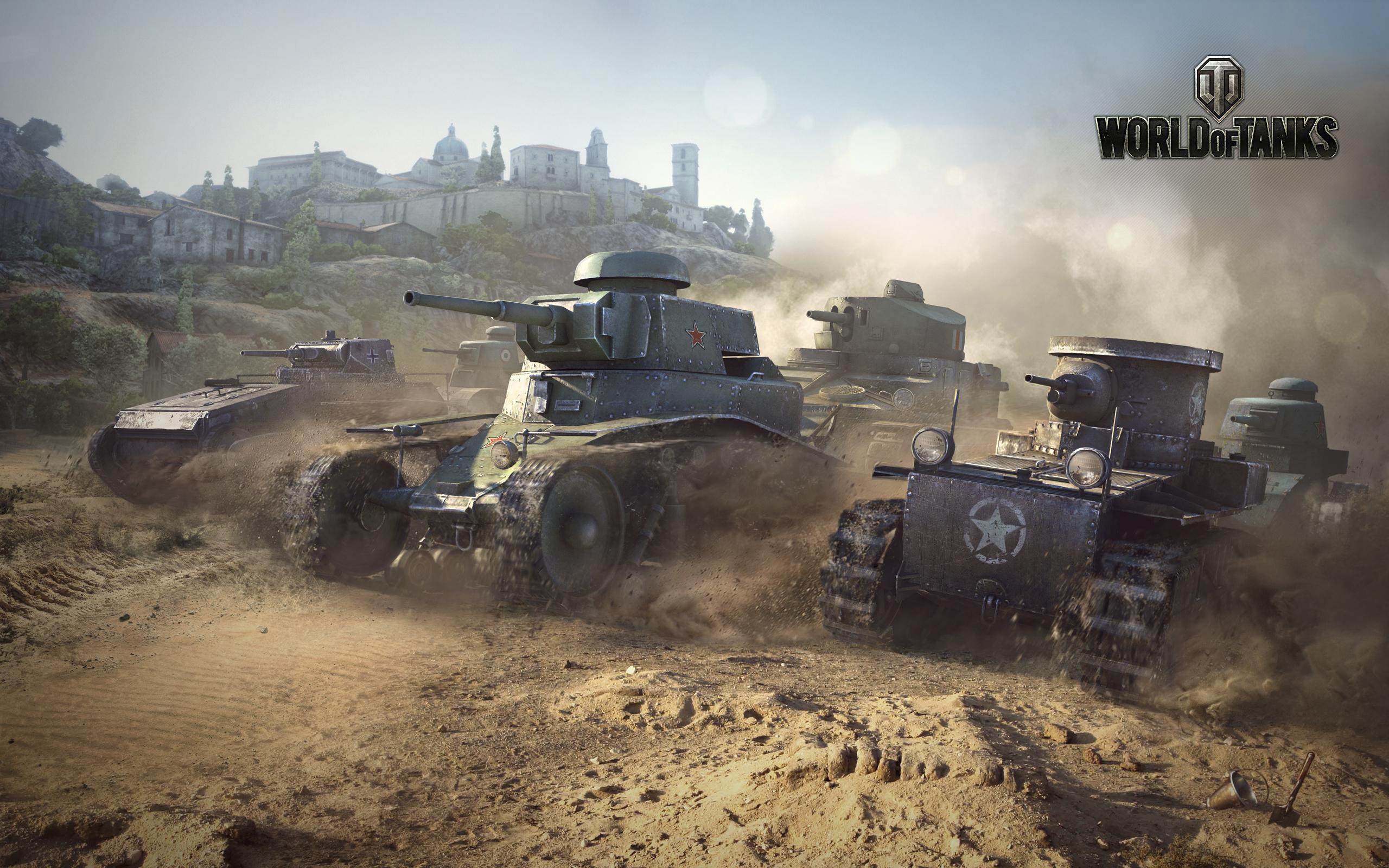 World Of Tanks Hd Background