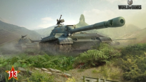 World Of Tanks Hd Wallpaper