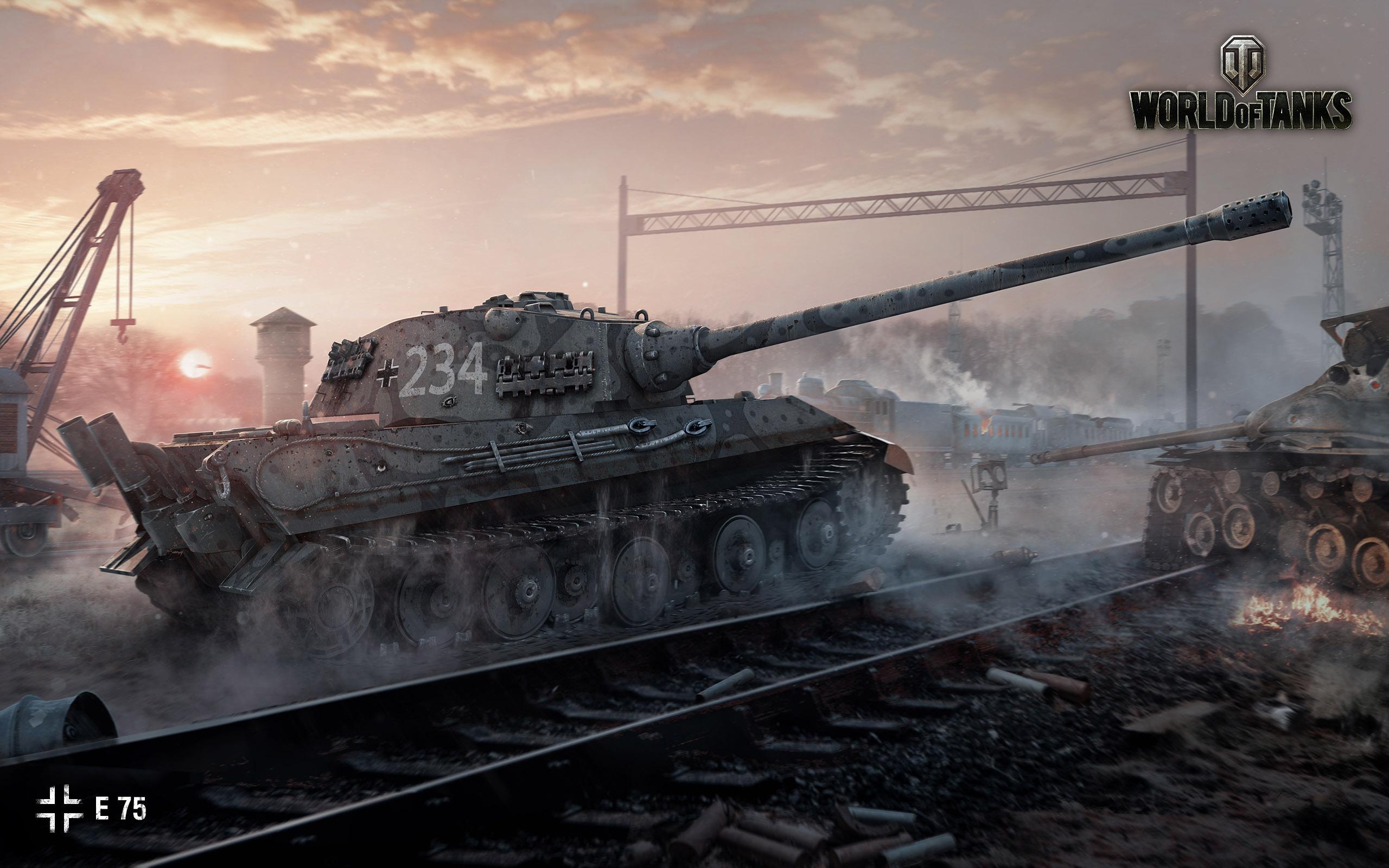 World Of Tanks Widescreen