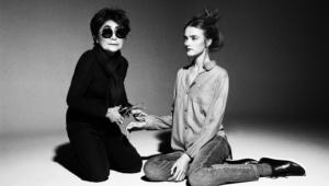 Yoko Ono 4k