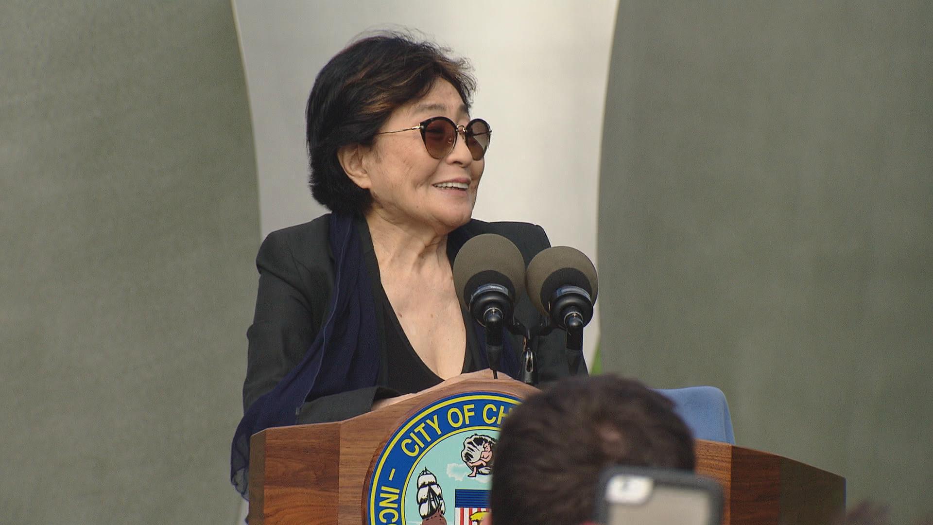 Yoko Ono Computer Backgrounds
