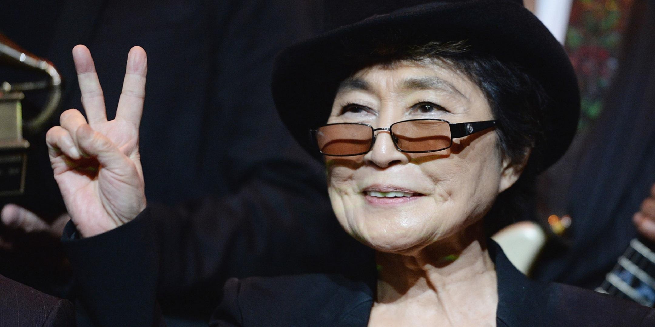Yoko Ono Hd Background